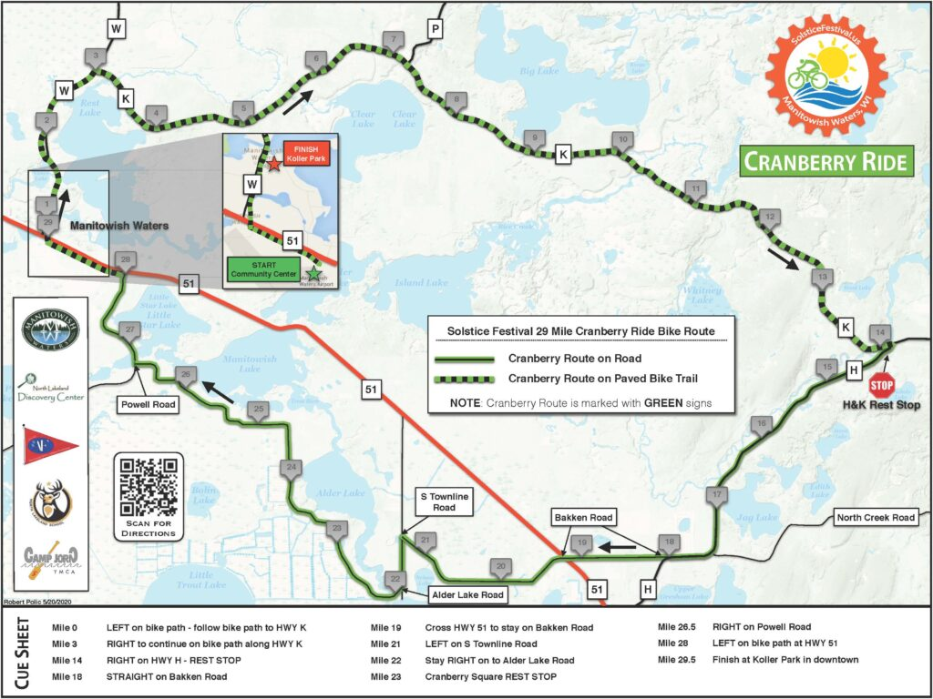 Solstice Cranberry Loop 2020